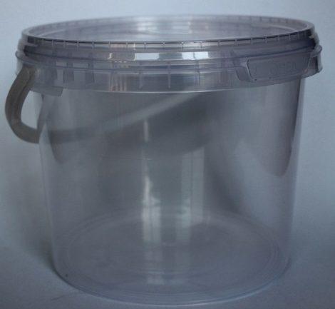 Műanyag vödör 5600ml