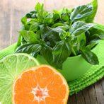 Illatolaj Lime bazsalikom mandarin (Citrus Basil)