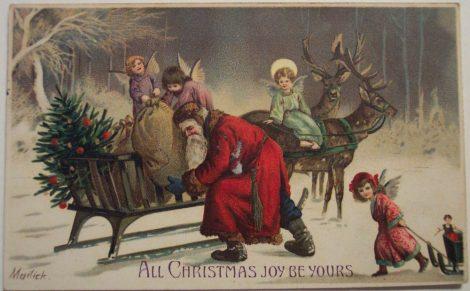 Illatolaj Antik karácsony (Christamas Past)
