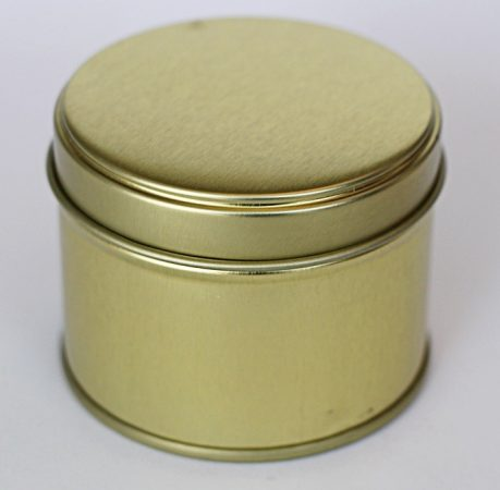 Alumínium tégely 100ml (ARANY)