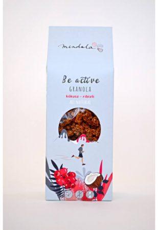 Mendula Kókuszos-ribizlis granola 250g