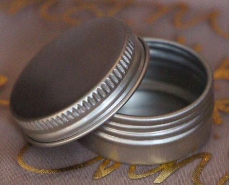 Alumínium tégely csavaros 15ml