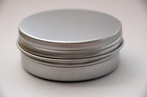 Alumínium tégely csavaros 60ml