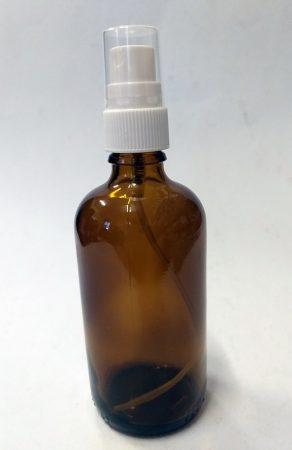 Gyógyszertári alkohol 96% (Etanol 96%) 100ml pumpás