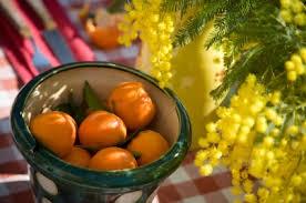 Illatolaj Mimóza mandarin (Mimosa Mandarin)