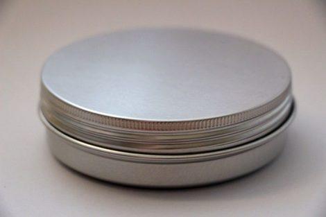 Alumínium tégely csavaros 100ml