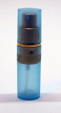 Parfümadagoló szórófejjel kék 10ml