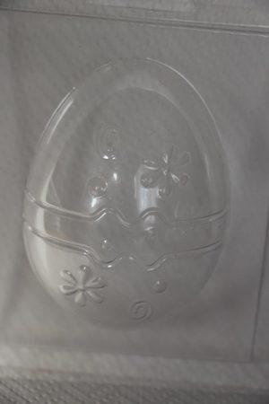 M&P szappanöntő forma tojás