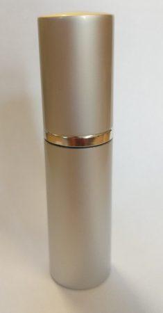 Parfümadagoló szórófejjel ezüst 10ml