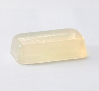 Melt & Pour szappanalap Crystal kendermag olajos (Crystal Hemp M&P)