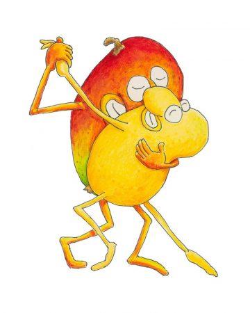 Illatolaj Pipere Mango tangó 50ml
