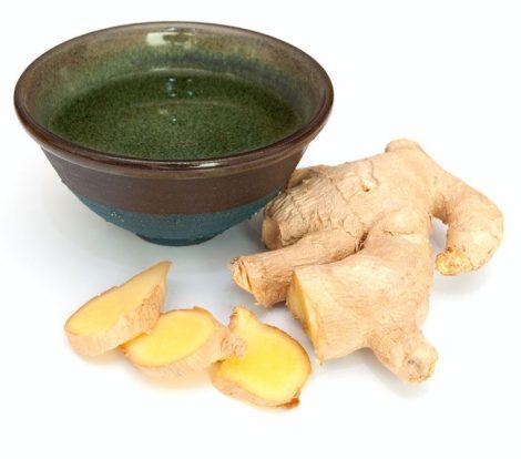 Illatolaj Fehér tea és gyömbér (White tea ans Ginger)