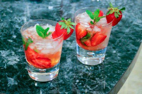 Illatolaj Sensory Eper és pezsgés (Strawberries And Fizz)  50ml