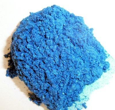 Mica por sötét kék 5g