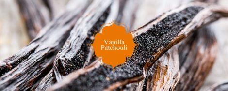 Illatolaj Vanília patchouli (Vanilla Patchouli)
