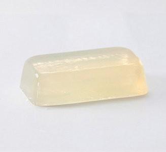 Melt & Pour szappanalap Crystal Aloe Vera 1kg