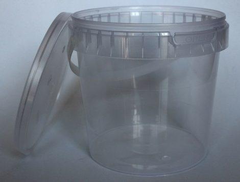 Műanyag vödör 1100ml