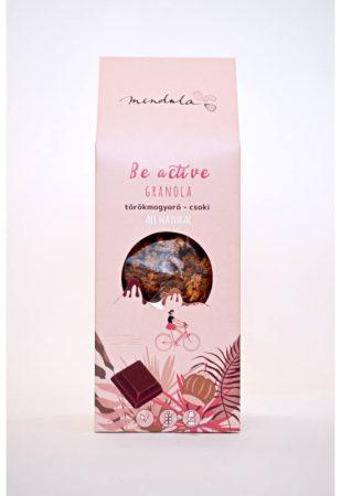 Mendula Törökmogyorós-csokis granola 250g