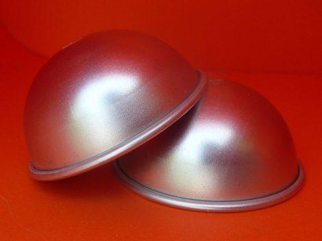 Fürdőgolyó (fürdőbomba) formázó 1pár  5,5cm