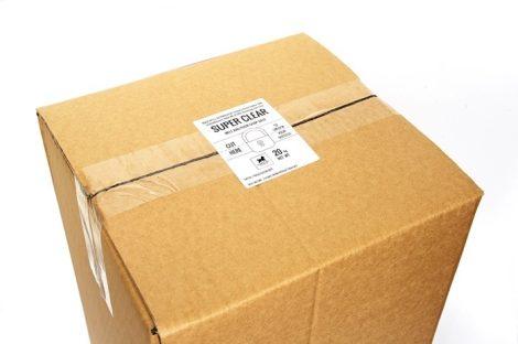 Melt & Pour szappanalap Forbury Szuper átlátszó 20kg