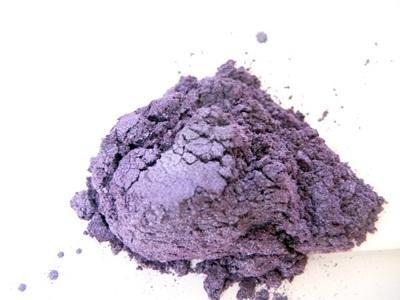 Mica por sötét lila 5g