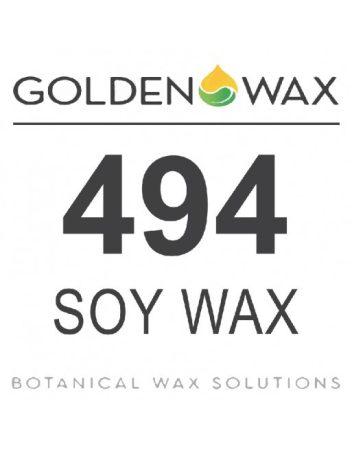 Szójaviasz Golden WAX 494 (Csak szójabonbonhoz!) 500g