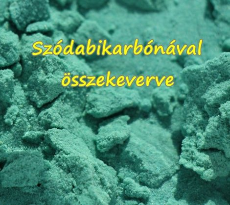 EazyColours Emerald Zöld (Emerald Isle Green) 25g