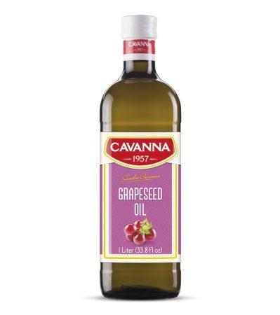 Szőlőmagolaj finomított 1000ml (Cavanna)