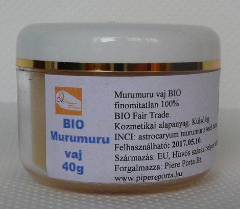 Murumuru BIO Fair Trade finomítatlan